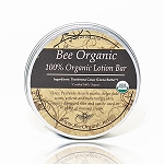 Cocoa  Butter Lotion Bar - 100% Organic