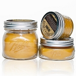 Organic Beeswax Candle 3 Jar Set