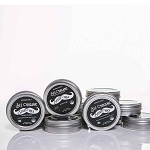 Organic Beard Wax Strong Hold