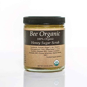 Bee My Honey Sugar Scrub