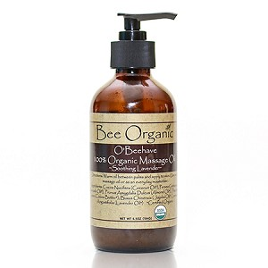 O'Beehave Massage Oil Arnica